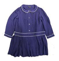 Tommy Hilfiger שמלה (6 חודשים- 2 שנים)- כחול