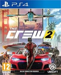 The Crew 2 Ps4 אירופאי!