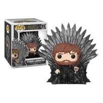 "Funko Pop - Tyrion Lannister On Throne 6"" (Got) 71  בובת פופ"