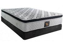 מזרן אורתופדי משולב קפיצי Mega Spine למיטה וחצי Camp David דגם גרנד פילוטופ ויסקו בשתי מידות לבחירה