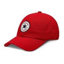 כובע יוניסקס לוגו צ'אק טיילור אדום