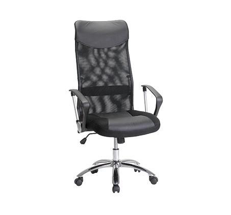 כיסא מנהלים רשת ארגונומי דגם קארט