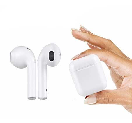 אוזניות Bluetooth סטריאו TWS אלחוטיות נטענות דגם 2018 - זמן שימוש גדול יותר איכות שמע משופרת - תמונה 2