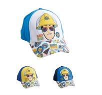 2 כובעי בייסבול סמי הכבאי לילדים - דגם לבחירה