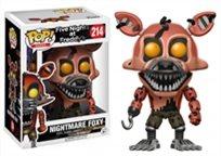 בובת פופ מקורית Nightmare Foxy
