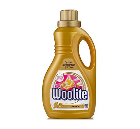 2 יחידות ג'ל לכביסה Woolite לשמירה על הבגדים 3 ליטר