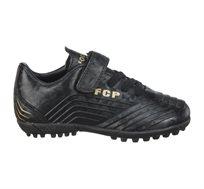 נעלי קט רגל Papaya לילדים בצבע שחור מטאלי