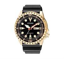 שעון צלילה עד 200M עם מנגנון אוטומטי - CITIZEN