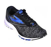 נעלי ריצה Brooks לגבר דגם Launch 4 בצבעי שחור/כחול