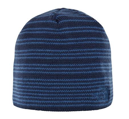 כובע צמר דגם T0AHHZLMW - פסים כחול כחול כהה