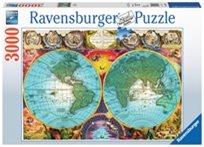 פזל 3000 מפה עתיקה