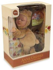בייבי דובי קרמל - בובות Anne Geddes