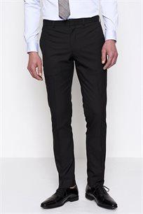 מכנס חליפה אלגנטי לגבר DEVRED דגם 4062084 בצבע שחור