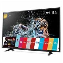 "טלוויזיה 55"" LG חכמה LED Smart TV Slim Ultr a HD 4K עם פאנל IPS מעבד 900 PMI"