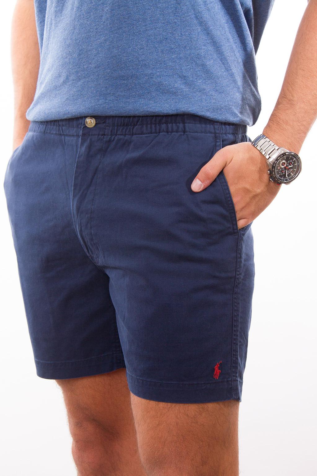 מכנסיים קצרים לגבר POLO RALPH LAUREN - כחול