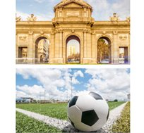 חבילת ספורט במדריד כולל כרטיס לריאל מדריד מול אתלטיקו בילבאו רק בכ-€634*