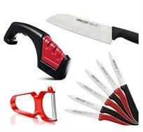 סט סכינים מושלם למטבח ARCOS ספרד