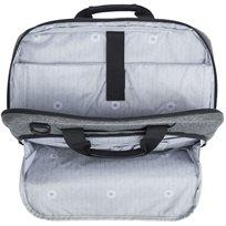 Delsey Esplanade Slim Briefcase - Grey
