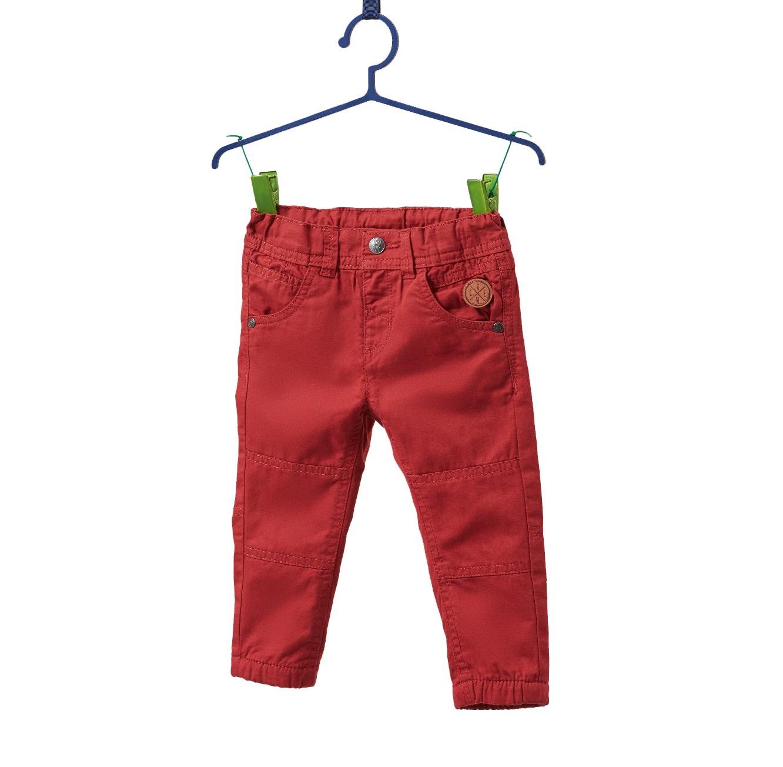 מכנסי טוויל OVS לפעוטות - אדום