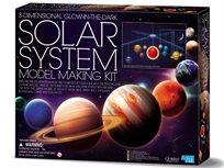 מובייל מערכת השמש תלת מימדי- 4M