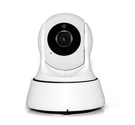 מצלמת אבטחה IP אלחוטית 360 מעלות וחכמה HD