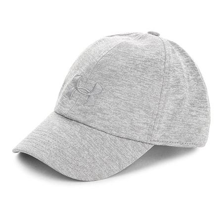 כובע מצחיה UNDER ARMOUR SS19UA Twisted Renegade Cap-GR לנשים - אפור