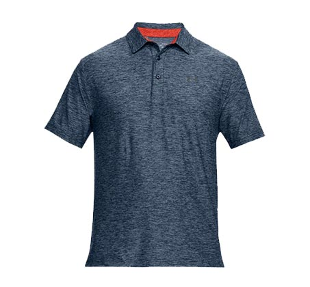 חולצת פולו קצרה Under Armour - צבע לבחירה