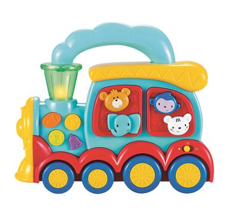 רכבת החיות מוזיקלי