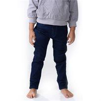 Oro / אורו (4-16 שנים) ג'ינס חלק - כחול