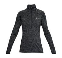 חולצת אימונים לנשים Under Armour דגם 1320128-001 בצבע אפור כהה