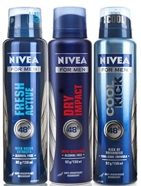 Nivea Deodorant Spray For Men