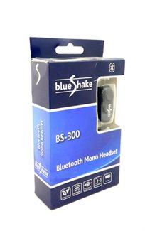 אוזניית Bluetooth BS-300 עם זמן המתנה של עד 100 שעות וזמן דיבור של עד 3.5 שעות!