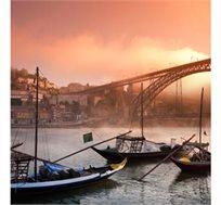פו פור פורטוגל! 7 לילות בליסבון, קוימברה ופורטו כולל טיסה מלון ורכב החל מכ-€875* לאדם!