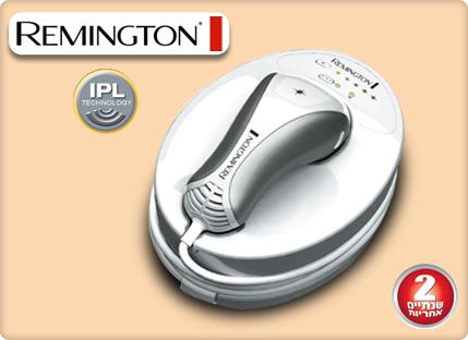 מרענן I-LIGHT! מכשיר ביתי מהפכני מבית REMINGTON להסרת שיער מקצועית SI-06