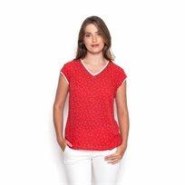 חולצת Tina אדומה