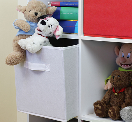 כוורת גדולה יפה ומודרנית עם גימור תבליט המתאימה לחדרי אירוח וחדרי ילדים כולל אופציה לקופסאות אחסון - תמונה 4