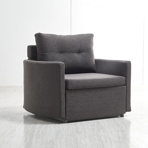 כורסא מעוצבת מרופדת בד ונפתחת למיטה דגם שגיא HOME DECOR  - תמונה 2
