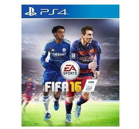 משחק FIFA 2016 המתאים לקונסולת PS4