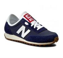נעלי סניקרס לגברים NEW BALANCE דגם U410NY - כחול נייבי