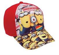 כובע קיץ מיניונים בשני צבעים לבחירה
