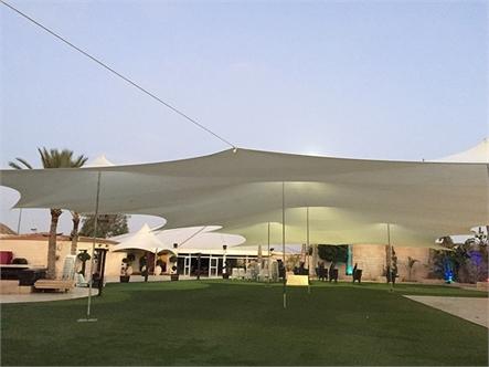 בד אוהל לייקרה גדול 6X5.10 - משלוח חינם - תמונה 5