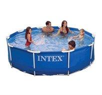 בריכת INTEX עגולה 366X76 דגם 28210