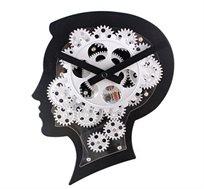 שעון קיר גלגלי המוח