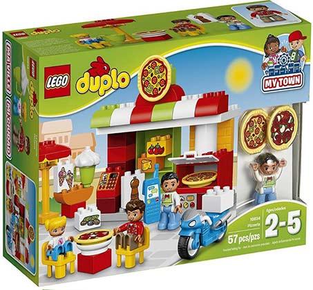 פיצריה - משחק לילדים LEGO