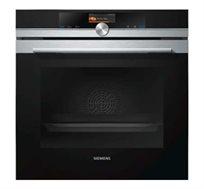 תנור גומחא Siemens דגם HB676GBS1 נפח 71 ליטר טורבו 4D ו13 תוכניות בישול
