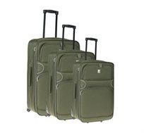 סט מזוודות ACCESS - צבע לבחירה