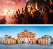 טסים לברלין ל-3 לילות ורואים הופעה חיה של קולדפליי בלייפציג גרמניה החל מכ-€749* לאדם!