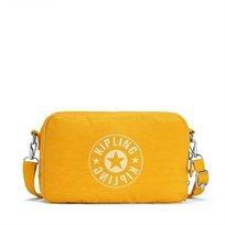 תיק גב שמתקפל לתיק צד CLASSIC NIMAN FOLD - Lively Yellow צהוב תוסס