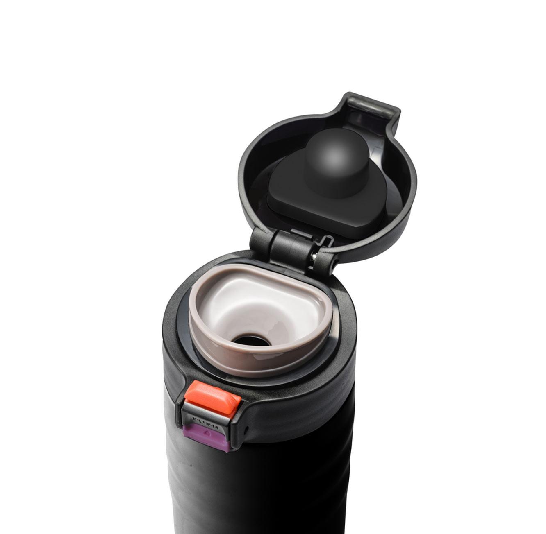 כוס תרמית קרמית בשני גדלים ובצבעים כסוף ושחור לבחירה מבית KYOCERA - משלוח חינם - תמונה 4