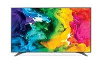 """טלוויזיה LG חכמה """"49  Slim LED Smart TV, ברזולוציית 4K עם פנאל IPS - משלוח והתקנה חינם!"""